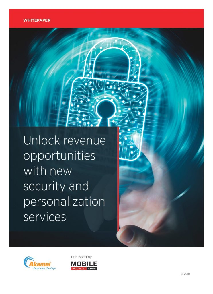Unlock Revenue Opportunities With New Security and Personalization Services