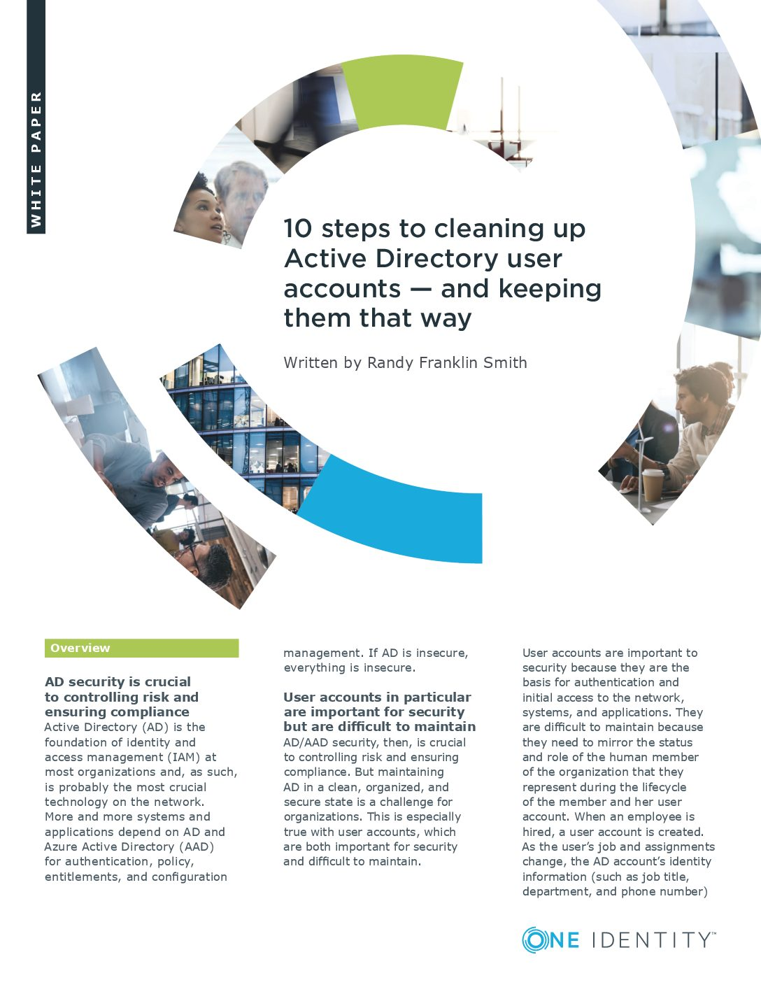 10 Steps to Cleaning up Active Directory User Accounts and Keeping Them that Way