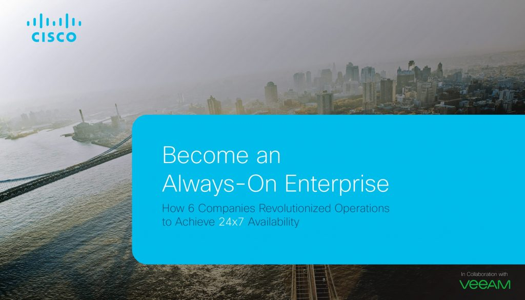 Become an Always-On Enterprise