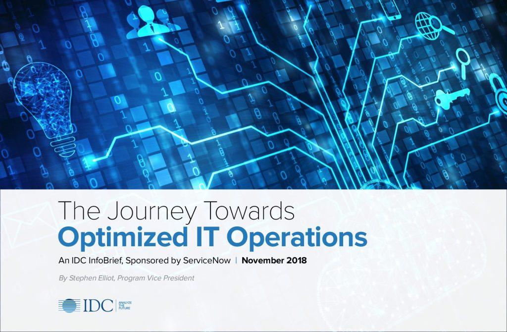 IDC: The journey towards continuous IT operations in the cloud