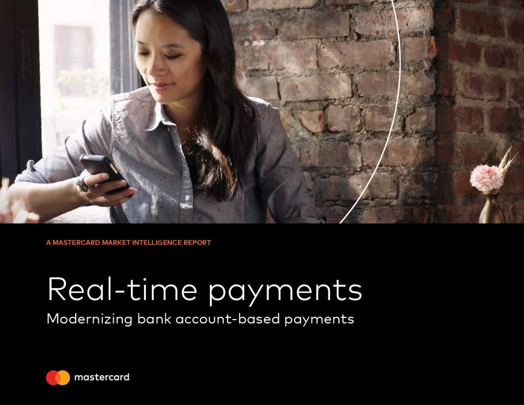 Real-time payments: Modernizing bank account-based payments