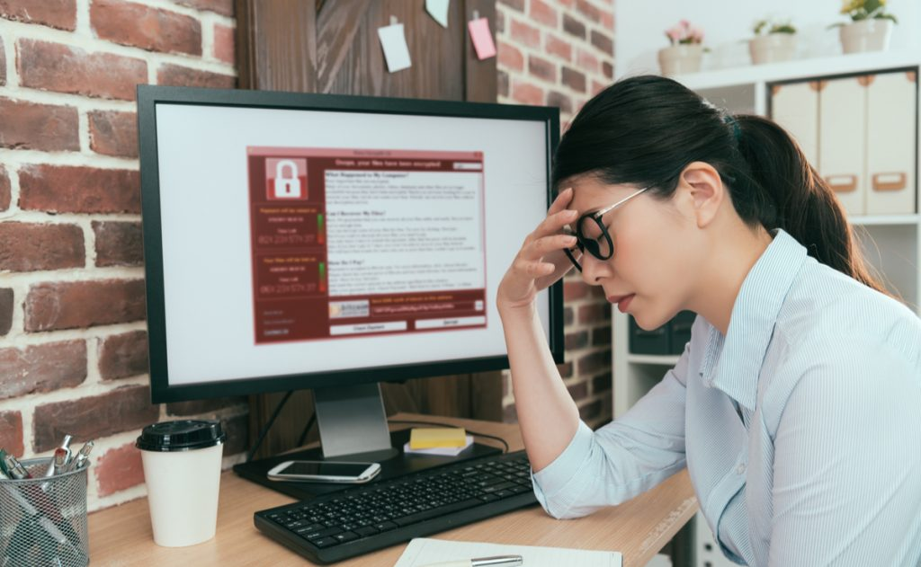 Ransomware Affecting IT Infrastructure