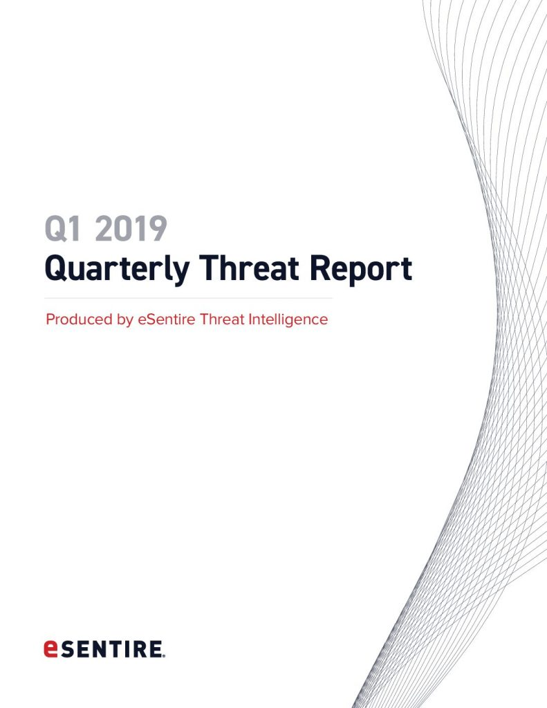 Q1 2019 Quarterly Threat Report