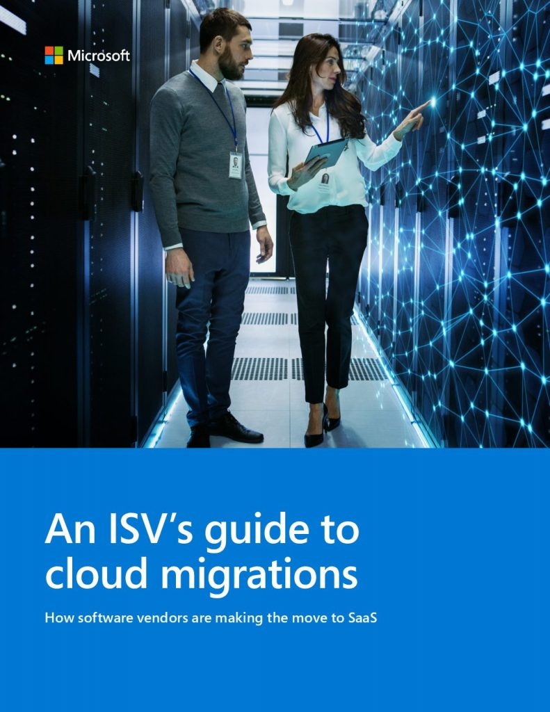 An ISV's Guide to Cloud Migrations