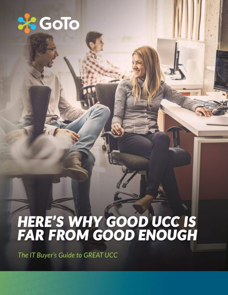 IT Buyer's Guide to Great UCC