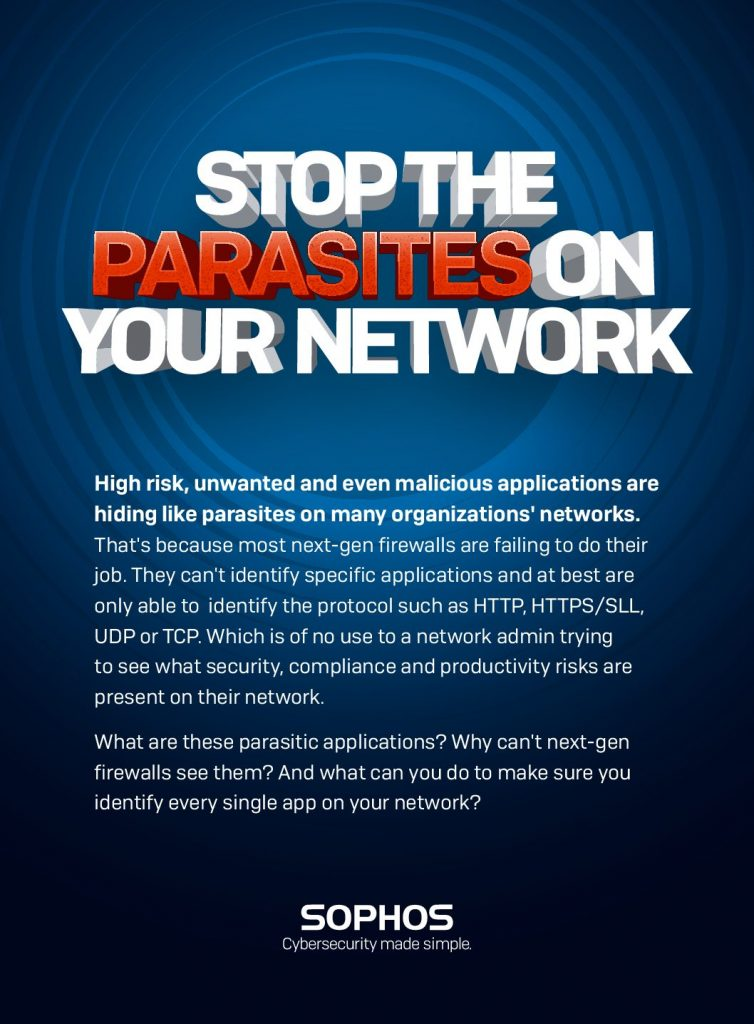 Stop Parasites on Your Network