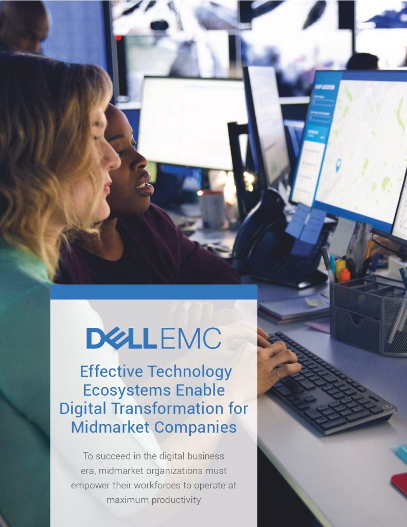 Effective Technology Ecosystems Enable Digital Transformation for Midmarket Companies