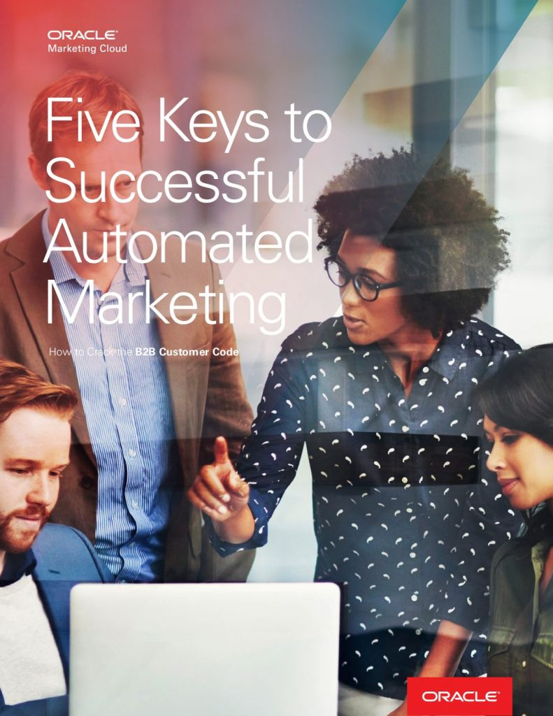 Five Keys to Successful Automated Marketing