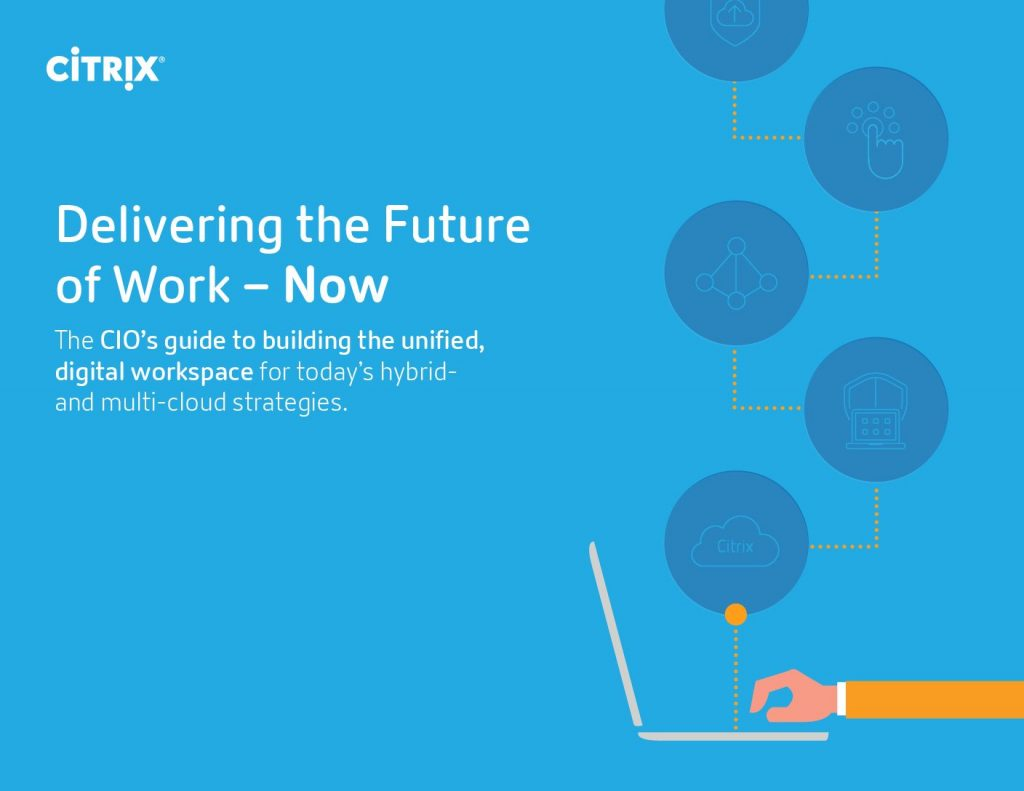 Delivering the Future of Work now ebook