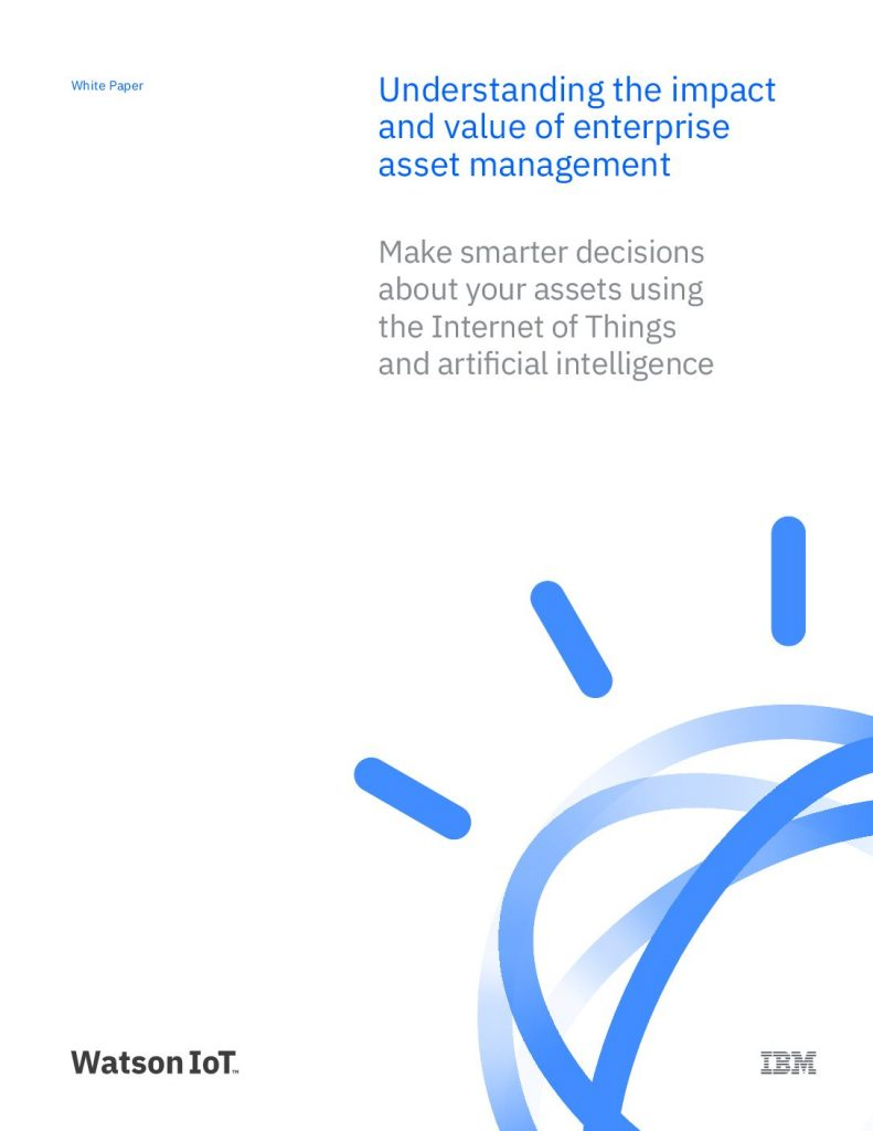 Why the best run companies use IBM Maximo and ERP