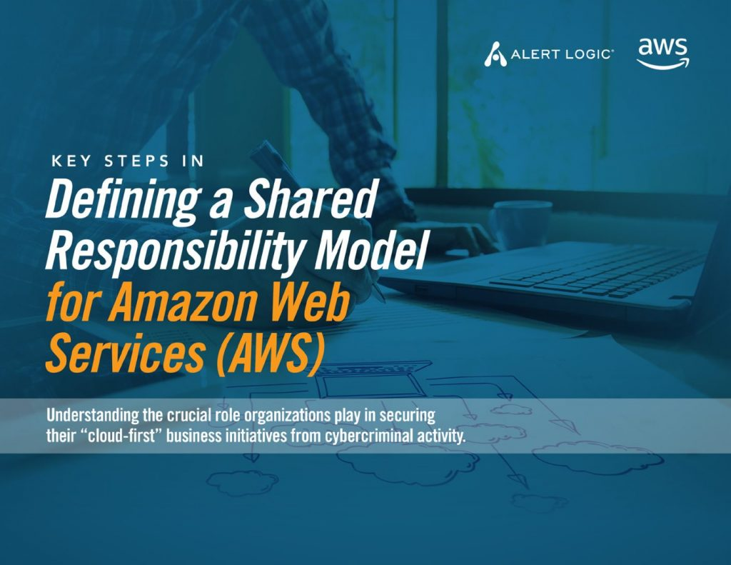 Defining A Shared Responsibility Model for AWS Environments