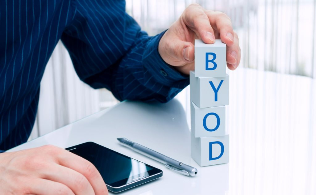 Data Security and BYOD, an Inevitable Part of Business Connectivity