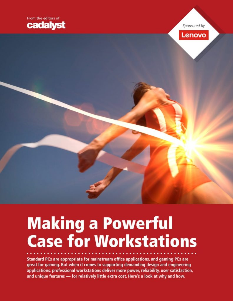 Making a Powerful Case for Workstations