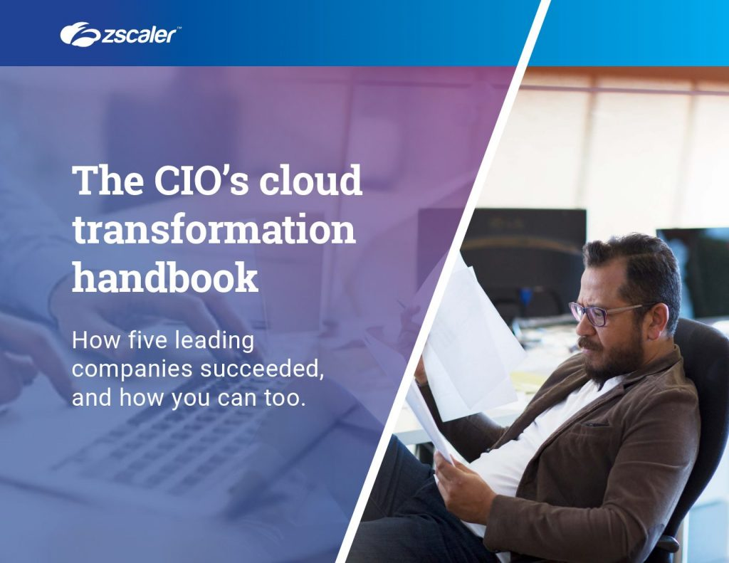 The CIO's Cloud Transformation Handbook