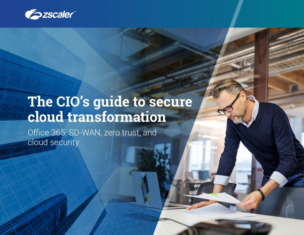 The CIO's Guide to Secure Cloud Transformation
