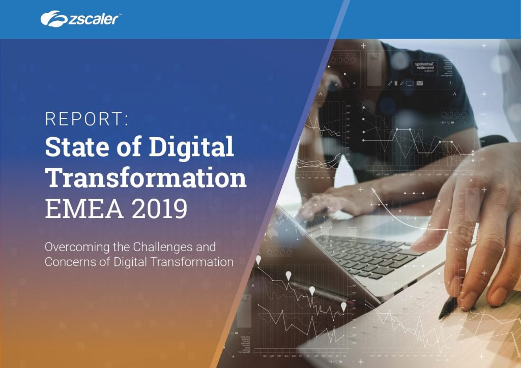 State of Digital Transformation EMEA 2019