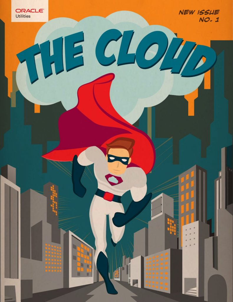 Comic Book: Utilities in the Cloud | Issue 1