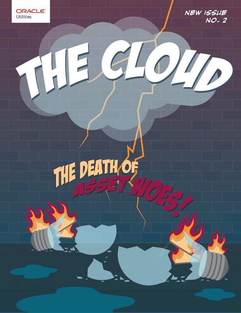 Comic Book: Utilities in the Cloud | Issue 2