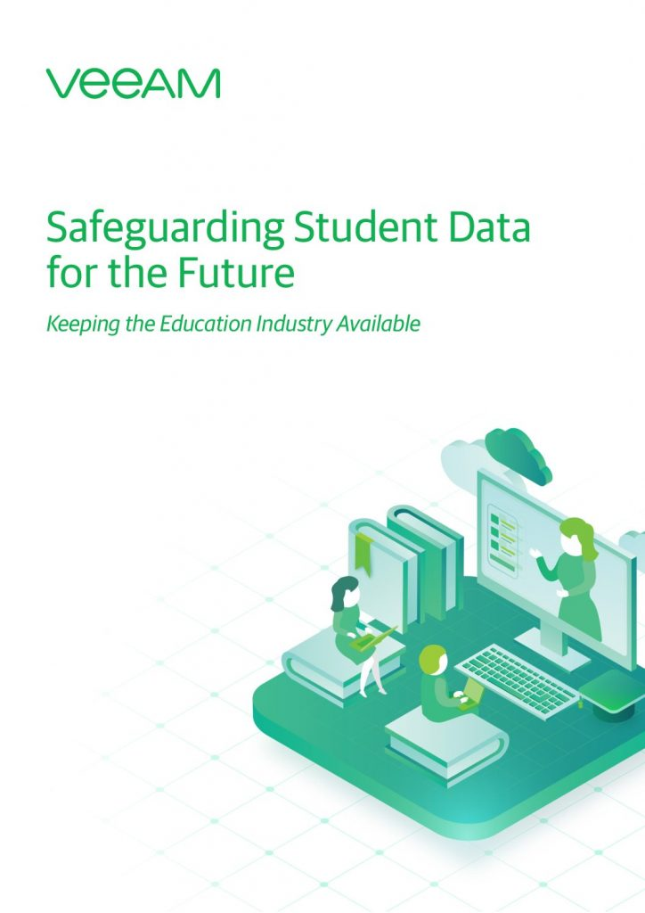 Veeam Education Report:  Safeguarding Student Data for the Future