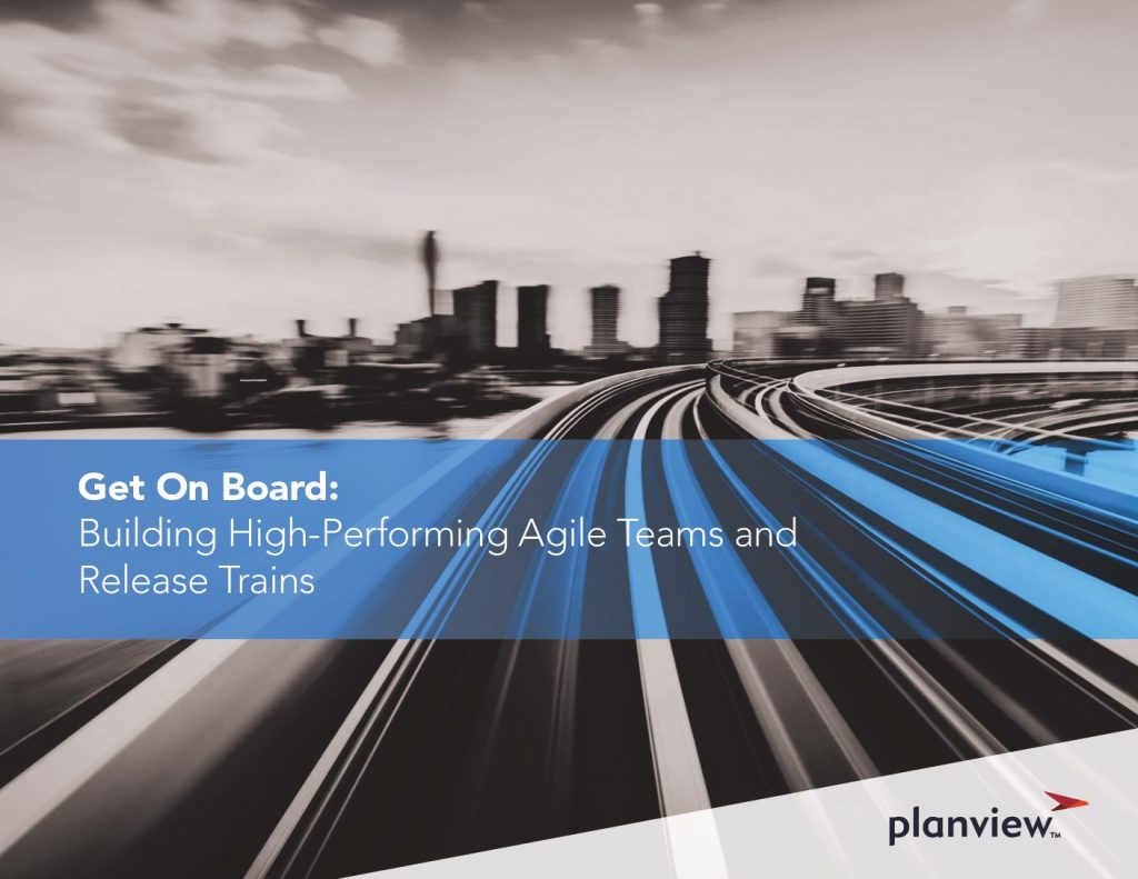 Building High- Performing Agile Teams and Release Trains