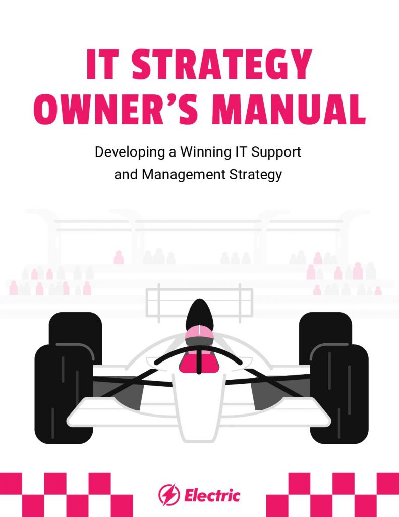 IT Strategy Owner's Manual: Developing a Winning IT Support and Management Strategy