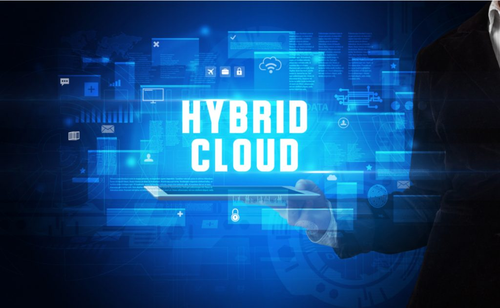 IBM to Compete in the Hybrid Cloud Market