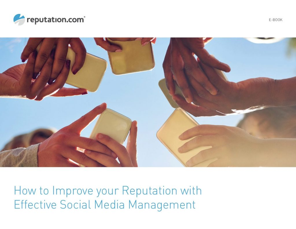 How to Improve your Reputation with Effective Social Media Management