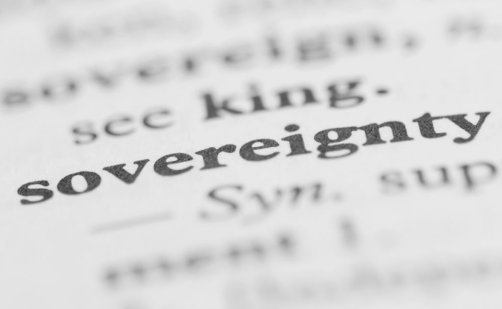Data Sovereignty: A Challenge for Cloud Providers in Europe