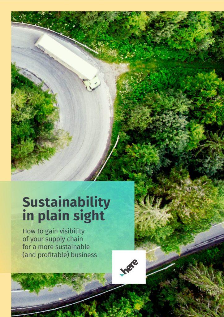 Sustainability in plain sight