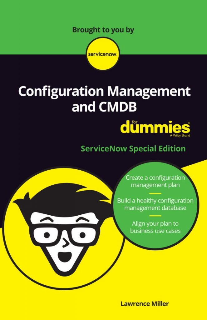 Configuration Management and CMDB for Dummies