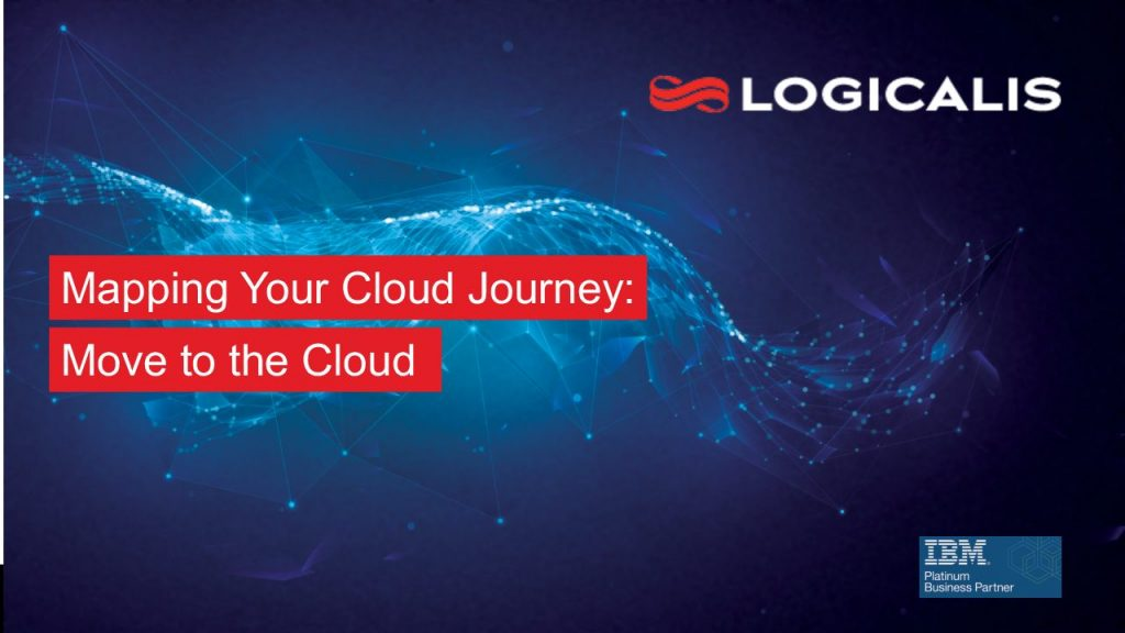 Mapping Your Cloud Journey: Move to the Cloud