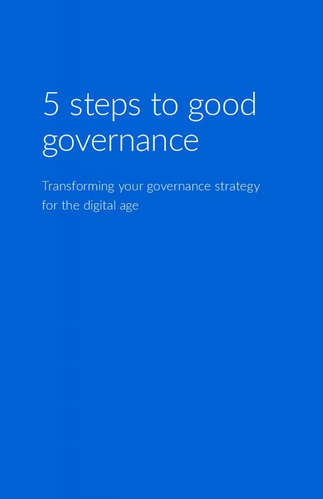 Simplify Your Governance Strategy