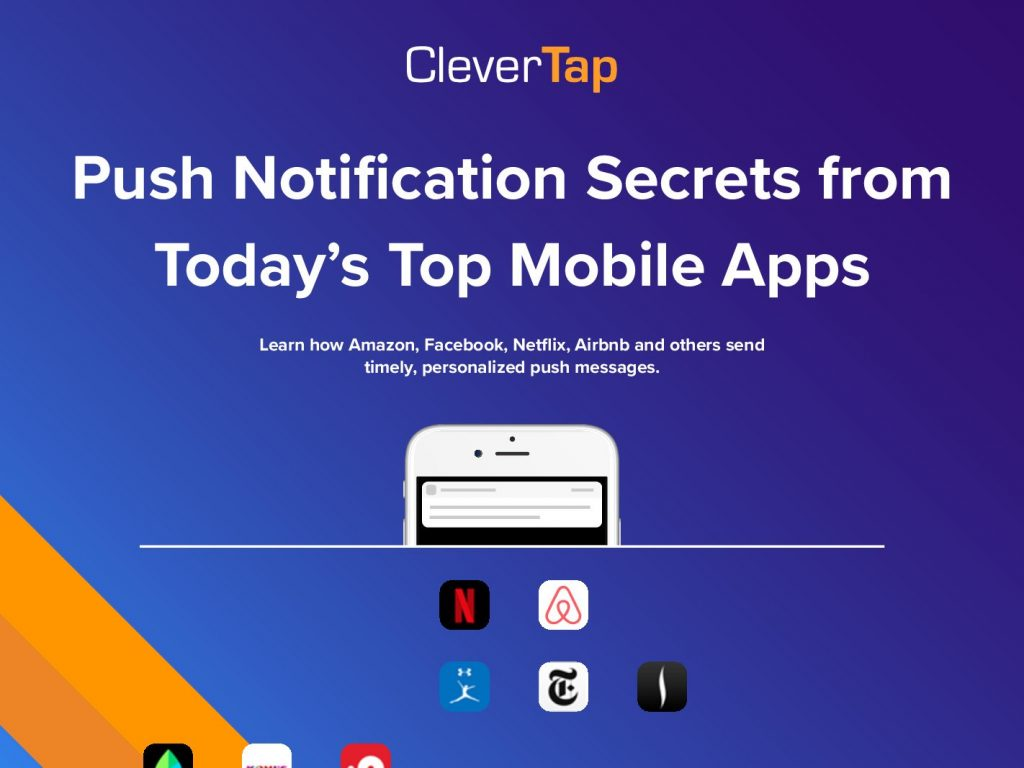 Push Notification Secrets from Today's Top Mobile Apps