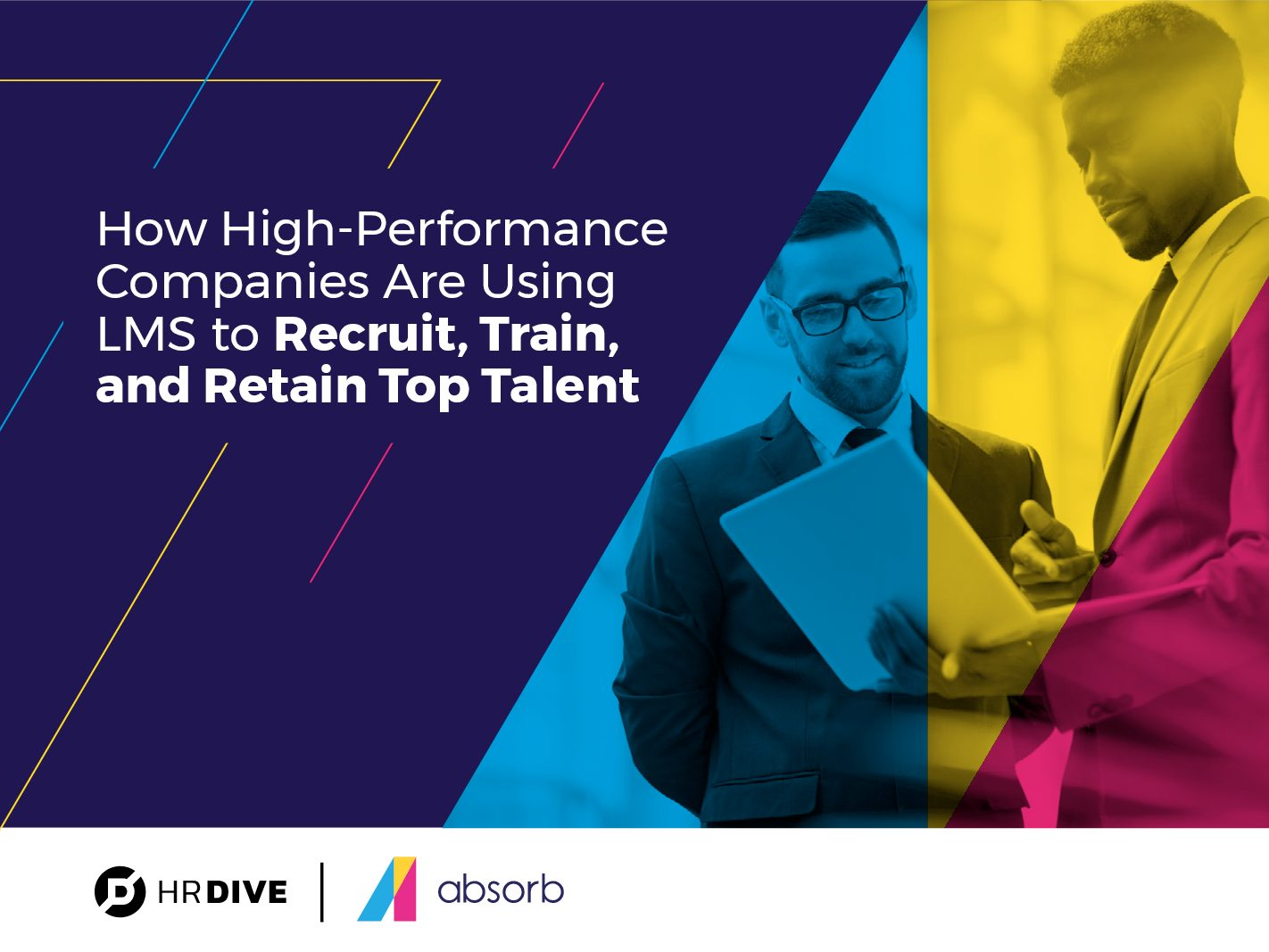 How High-Performance Companies Are Using LMS to Recruit, Train, and Retain Top Talent