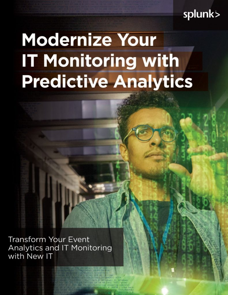 Modernize Your Legacy IT with Predictive Analytics
